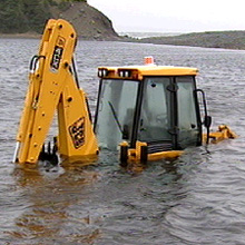 I will hold your entropy hand with Water Backhoe for Dividing your Tears.