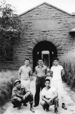 Leupp, AZ 1942