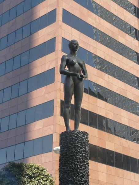 graham statue