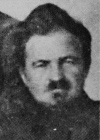 Yevgeny Preobrazenhsky, 1886 - 1937