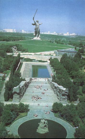 stalingrad memorial