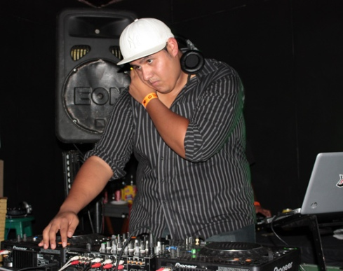 Mexican producer Javier Estrada