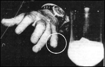 yakuza finger