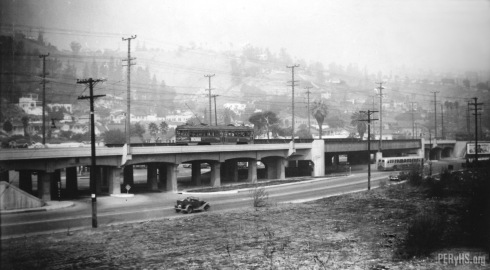 pacific electric viaduct el sereno
