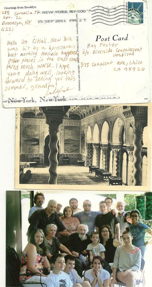 lali postcard
