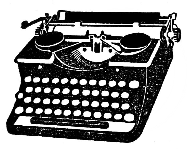 Typewriter Tumblr Drawing | www.imgkid.com - The Image Kid ...