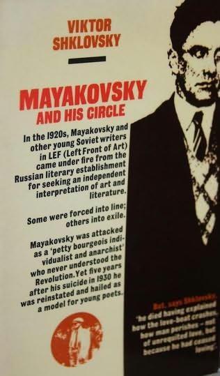 mayakovsky book