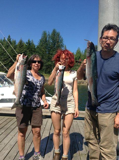 salmon fish ketchikan