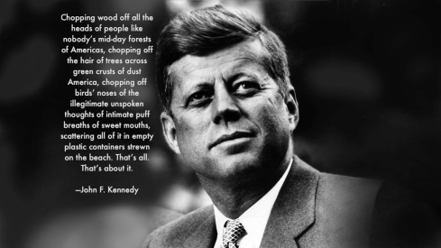 jfk-in-his-own-words
