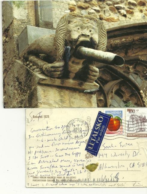 postcards 12-5-13