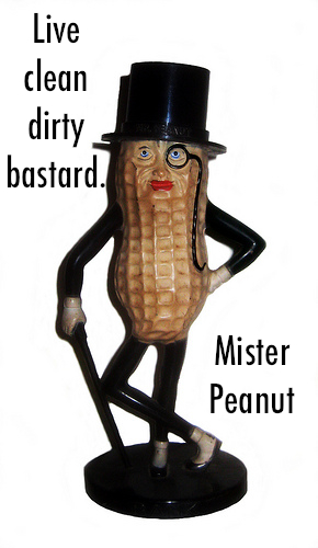 mister peanut