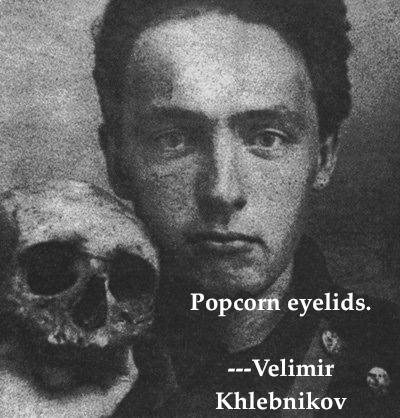 Velimir+Khlebnikov