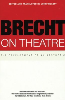 brecht on theater
