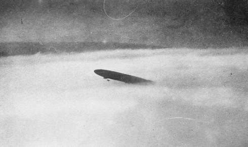 zeppelin fog