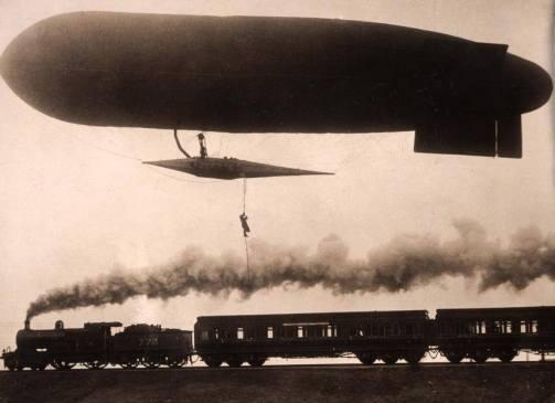 zeppelin stunt