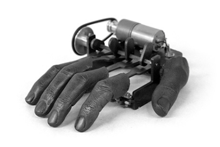 """Mechanical Finger,"" instantly does what you say"