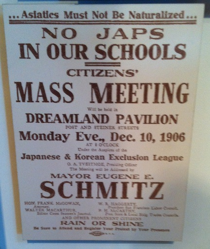 no japs in our schools