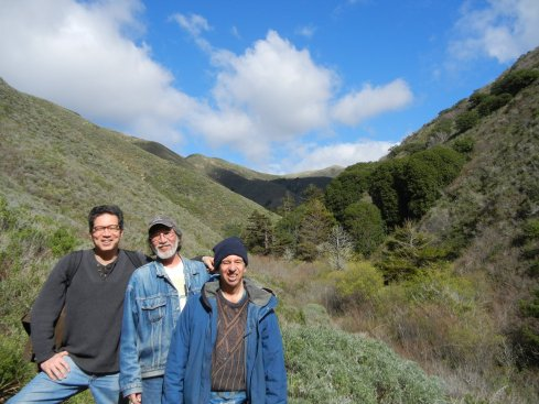 3 at soberanes canyon