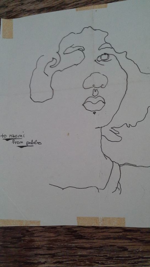 paul self portrait