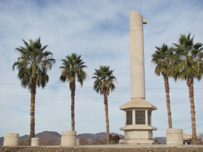 Poston Memorial Monument, AZ