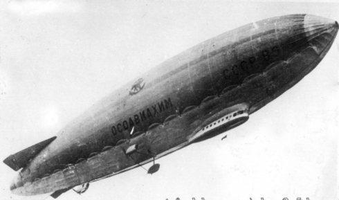 USSR-V6-Osoaviachim-airship-1935-II