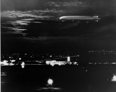 night dirigible